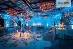 under the sea theme ~ lighting makes the event!   Event