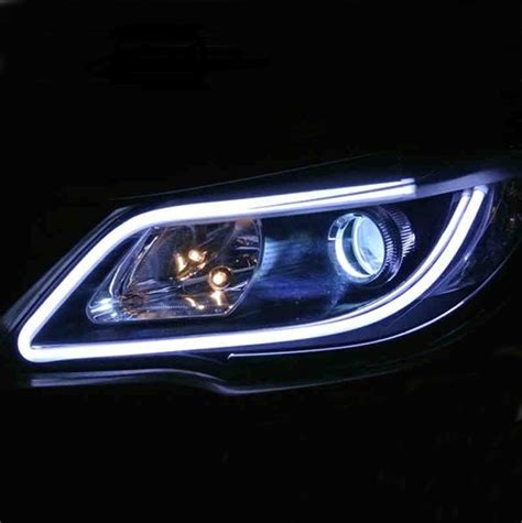 led car light strips universal flowing led car light strips reviews