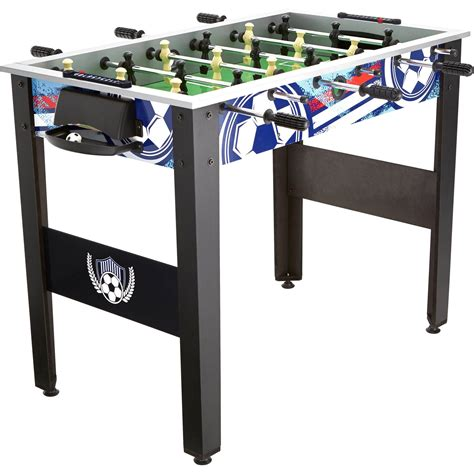 Soccer Foosball Table by Medal Sports 42 Quot Foosball Soccer Table Gamesplus