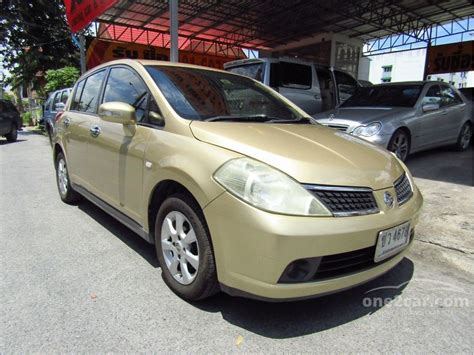 nissan tiida hatchback 2006 nissan tiida 2006 g 1 6 in กร งเทพและปร มณฑล automatic