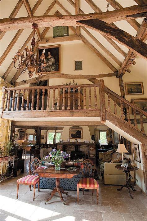 beautiful barn turned   cozy family home