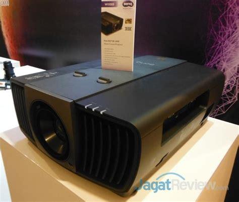Proyektor Terkecil Di Dunia benq perkenalkan 2 proyektor dlp 4k pertama di dunia jagat review