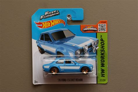 wheels 2015 70 ford rs1600 fast furious see condition
