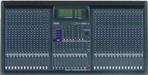 Mixer Yamaha Ga yamaha ga32 mixer analogico iosuono
