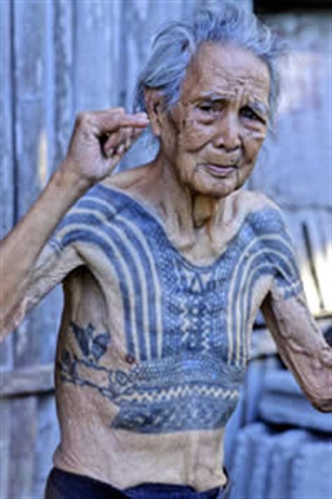 mentawai tattoo meaning the kalinga batok tattoo festival by lars krutak
