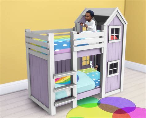 Toddlers Bunk Beds Greengirl100 Separated Toddler Mattresses In 2 Heights Made To