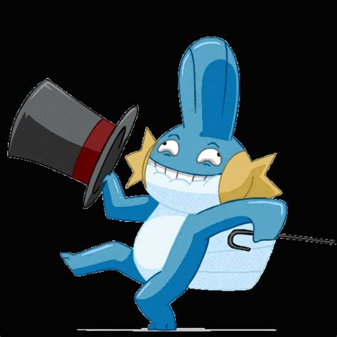 top hat mudkip pokemon know your meme