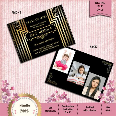 College Graduation Card Templates by College Graduation Invitations Invitations