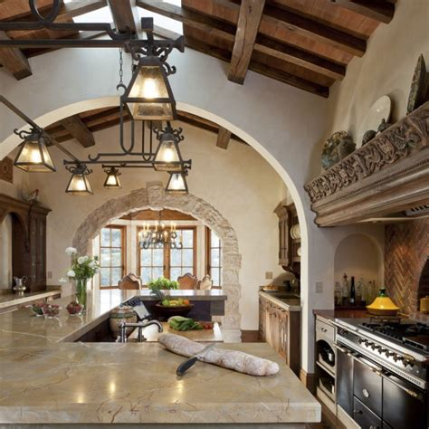 mediterranean designs 15 exquisite mediterranean kitchen interior designs for cooking