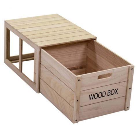 scatole a cassetto box contenitore in legno cassetto