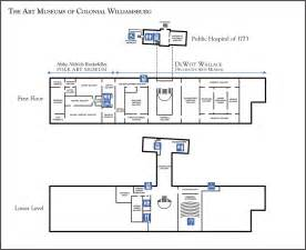 museum floor plan design contact us museums the colonial williamsburg official history citizenship site