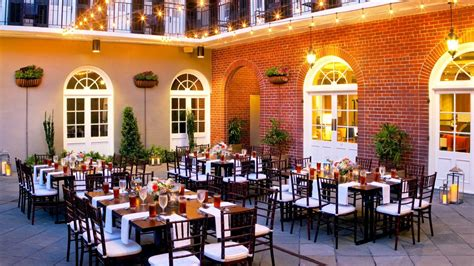Wedding Venues New Orleans by New Orleans Wedding Venue Four Points Quarter