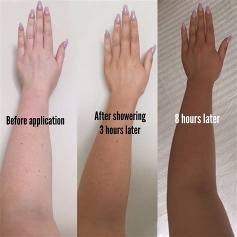 Shower Before Or After Tanning by Review Bbold Smart Mousse The That Develops After