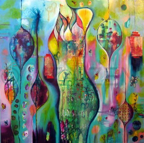 paint inspiration liza zeni art pinterest flora love this and love