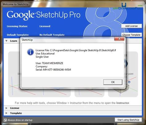 Tutorial Google Sketchup 8 Download | sketchup 8 download google sketchup 8 pro free full version