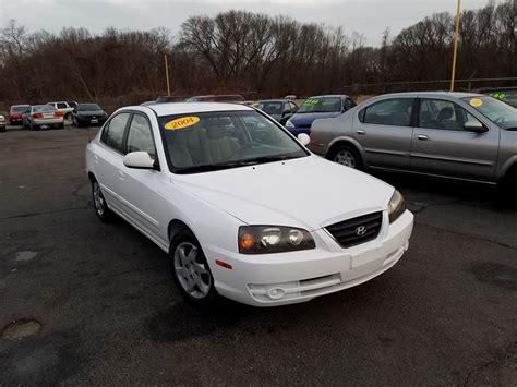 2004 hyundai elantra gls 4dr sedan in warwick ri sandy lane auto sales and repair