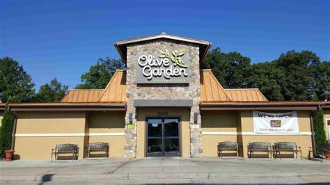 olive garden blvd triad olive garden restaurants get makeovers greensboro triad business journal