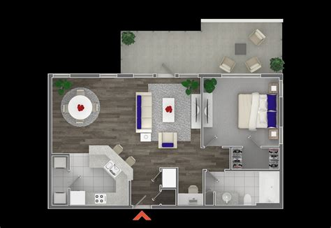 Two Bedroom Apartments In Atlanta by Two Bedroom Apartments In Atlanta Luxury Studio 1 2