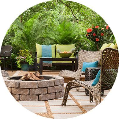 paver patios with pit shop pavers retaining walls at lowes