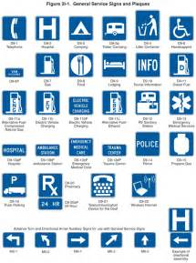 the color of a motorist service sign is figure 2i 1 description mutcd 2009 edition fhwa