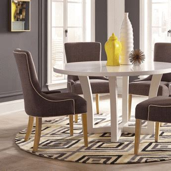 coaster donny osmond home florence rectangular double donny osmond home by coaster furniture by dining rooms outlet