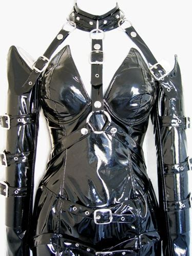 latex rubber tutorial pvc bondage dress clothing that needs to be on me