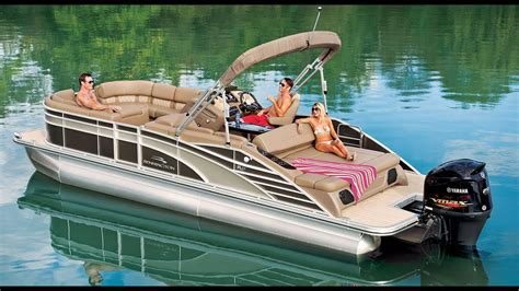 best utah pontoon boats 2016 bennington 2375rsb swingback pontoon boats youtube