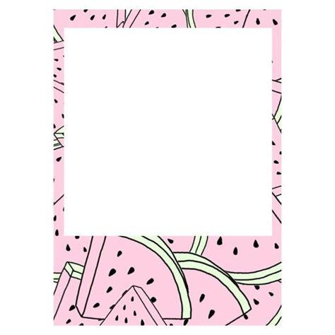 Diy Photo Frame Kits Floral Blessing Bingkai Foto Kado Fpm004 imgs for gt polaroid frame transparent planner