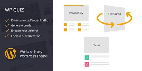 Wordpress Themes For Quiz | wp quiz easily create quizzes with wordpress quiz plugin
