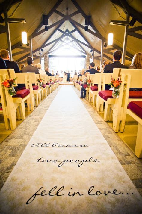 Vinyl Wedding Aisle Runner by 25 Best Images About Joan And Reed 6 20 15 On
