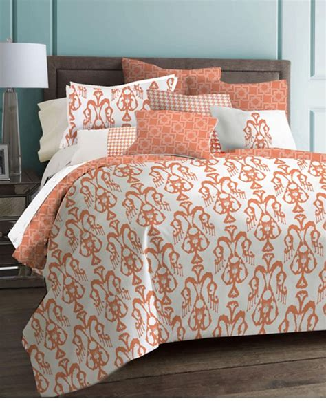coral bedding sets bali coral by jennifer taylor by jennifer taylor