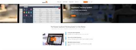 recruitment software applicant tracking system bullhorn