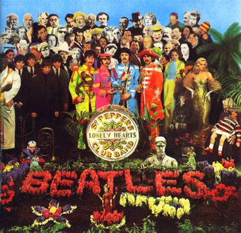 the beatles sgt peppers lonely hearts club band sgt pepper cover search