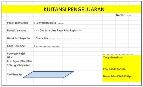 format laporan realisasi penyerapan dana desa e katalog dpkad majalengka