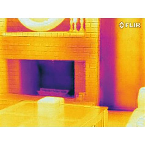 thermal flir flir e5 thermal imaging