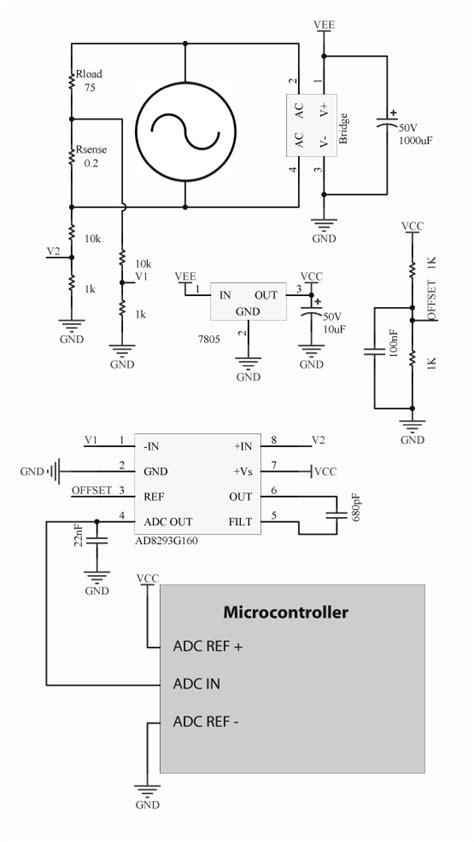 current sense resistor formula ac current sensing part 2 cafelogic