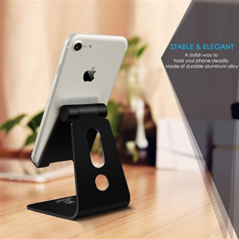 Authentic Adjustable Cell Phone Stand Lamicall Iphone Iphone 5 Stands For Desk