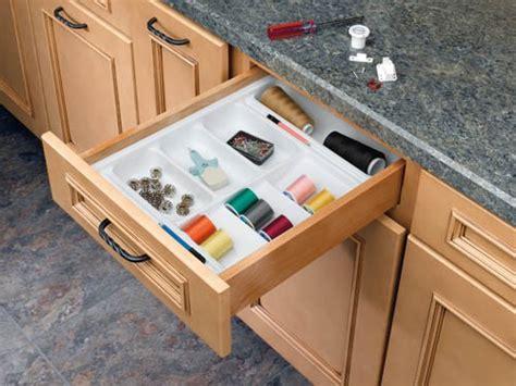 vanity drawer organizer insert rev a shelf cos 18w 52 small cosmetic tray