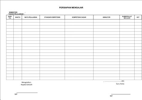 format buku ulangan harian download contoh format agenda harian guru dan cara