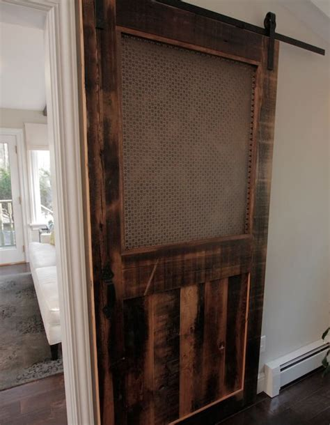 Real Antique Wood Custom Barn Door Carlie Drum Barn Doors And More