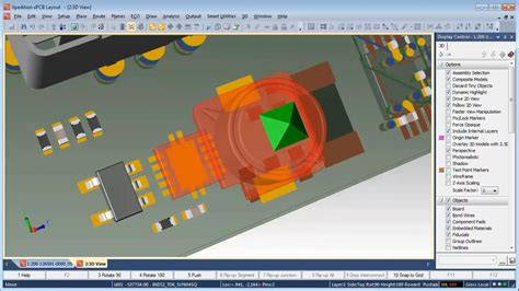 layout design mentor graphics 3d layout pcb design solution mentor graphics