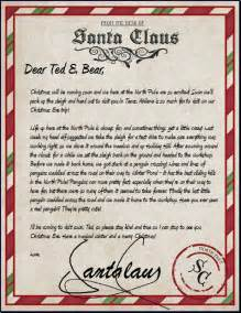 magic 92 5 get official santa letters from the pole