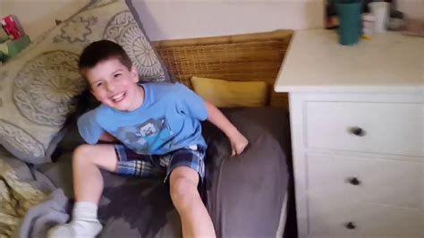 In Daddys Bed by Kid Temper Tantrum Pees On S Bed Prank Original