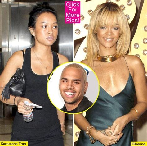 rihanna disses karrueche on chris brown karrueche tweets chris brown lyrics which diss