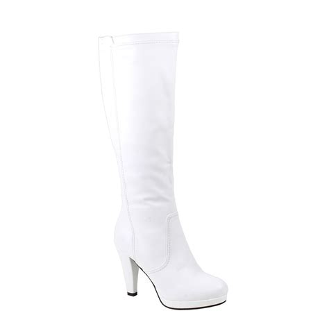 reneeze mimi 06 womens classic high heel knee high boots