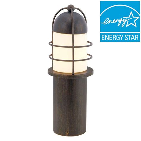 4 light outdoor post l eglo minorca light bronze outdoor post light a the home