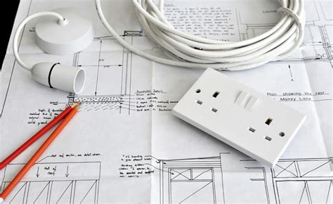 house wiring fitting rewiring explained homebuilding renovating