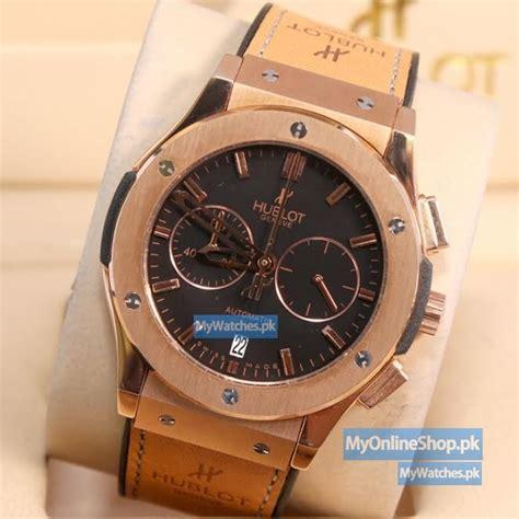 buy hublot geneve classic fusion chronograph black in pakistan rs 7499 hublot