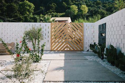 inspirasi pagar rumah minimalis