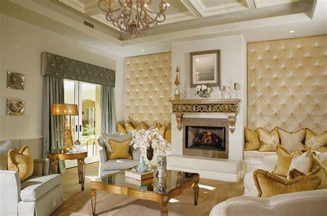 20 living rooms with the textural beauty of grasscloth 11 trendy rooms with tufted wall panels